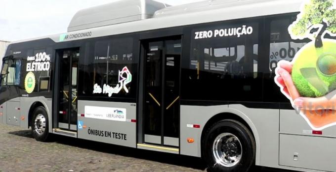 ônibus elétrico 1