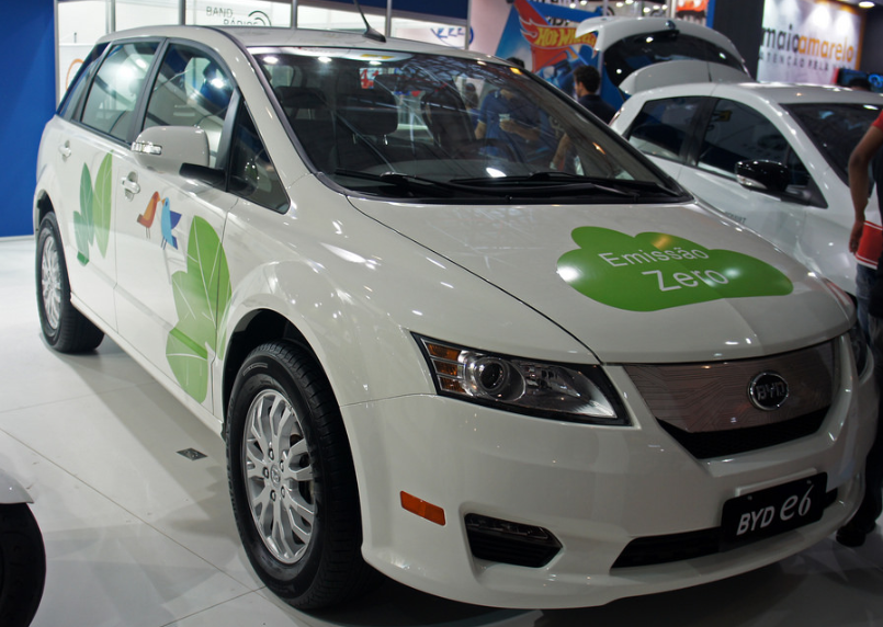 BYD e6 3
