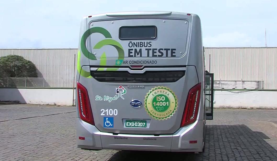 ônibus elétrico 4