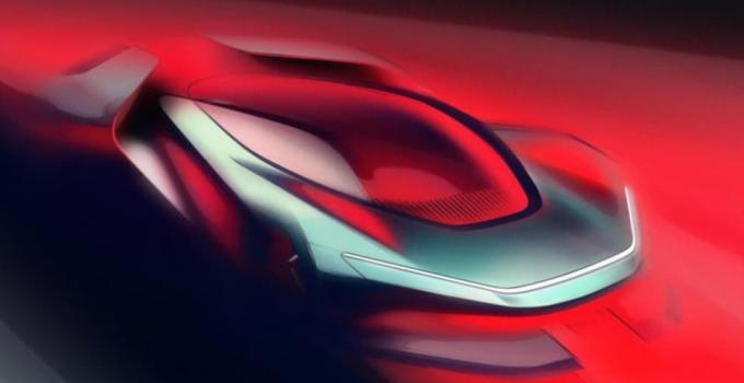 Fabricante de Ferrari lança hipercarro elétrico em 2020