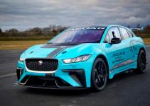 Jaguar I-PACE eTROPHY: corrida com carros elétricos da Jaguar