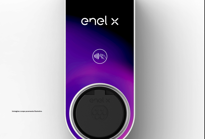 Enel X carregador