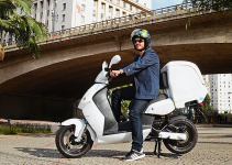 Riba scooters