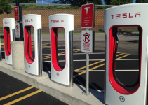 Tesla aumenta taxa de ociosidade do Supercharger