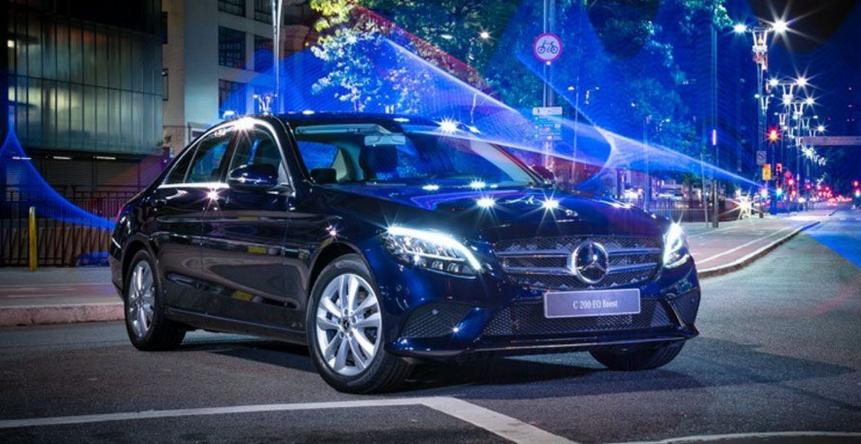 Mercedes Classe C hibrido