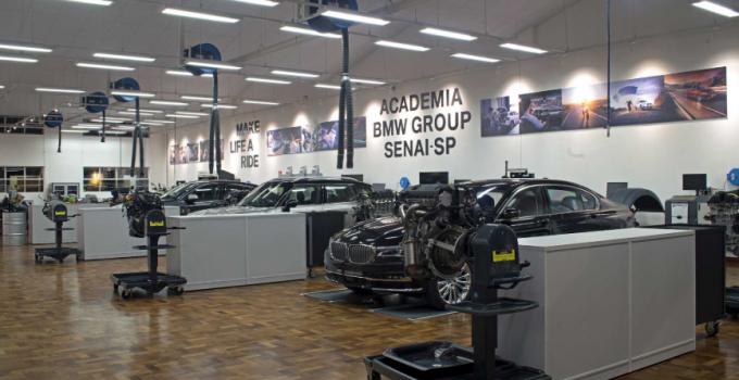 Academia BMW é inaugurada em São Paulo