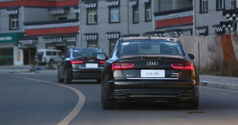 Audi recebe multa por dieselgate