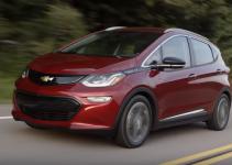 Chevrolet Bolt EV 2019 será lançado no Brasil em 2019
