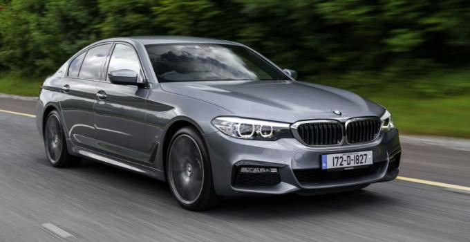 BMW série 5 híbrido é lançado no Brasil