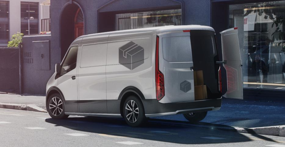 Bosch cria serviço de compartilhamento de vans elétricas