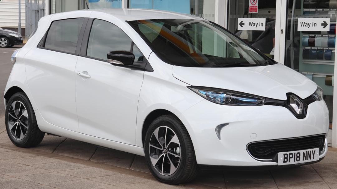 Renault e MRV fecham parceria para usar Zoe em condomínios