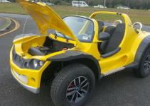 Primeiro buggy elétrico do mundo é brasileiro