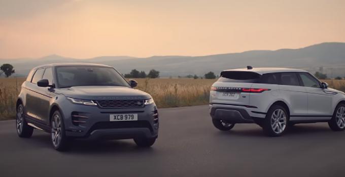 Range Rover Evoque 2020 chegará ao Brasil em 2019