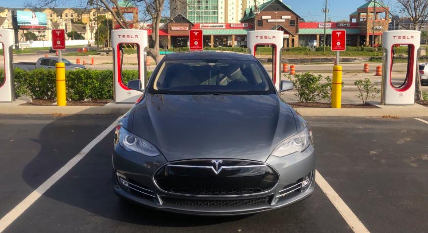 Test-drive Tesla: testamos o Model S!