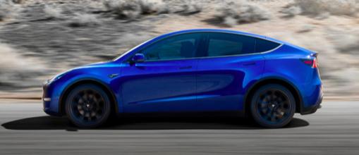 Tesla Model Y é projetado para ser o mais seguro