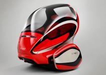 Carro elétrico compacto En-v