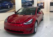 Seguro Tesla