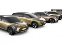 Carros elétricos Toyota