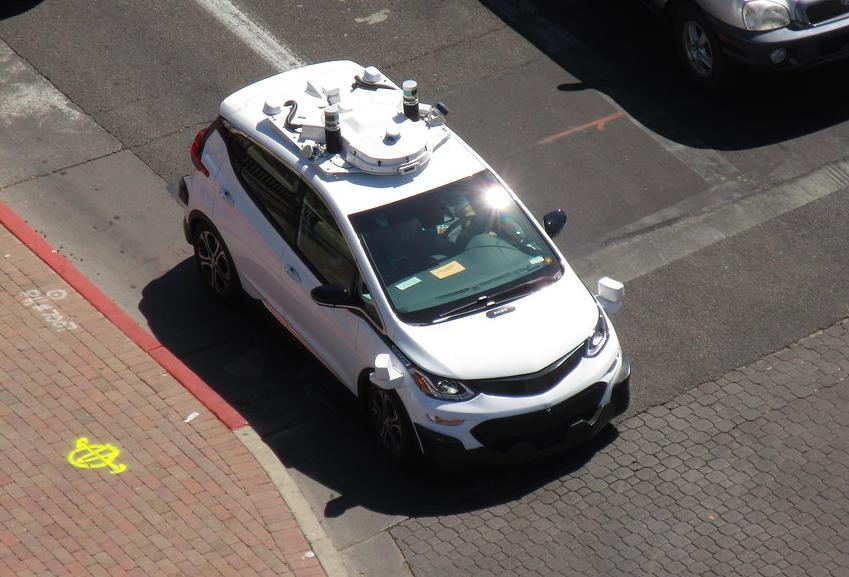 carro autônomo Waymo