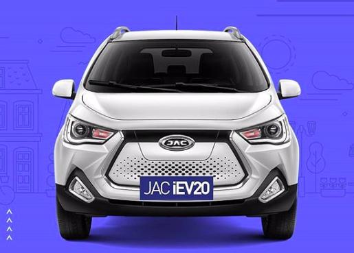 jac-iev20-carros-eletricos-no-brasil-preço