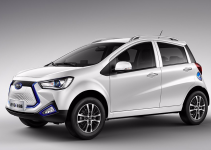 Jac Motors carro elétrico