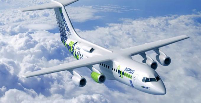 Aviões Elétricos E-Fan X Airbus