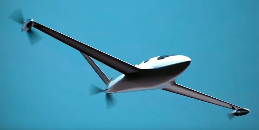 Eviation Alice aviões elétricos