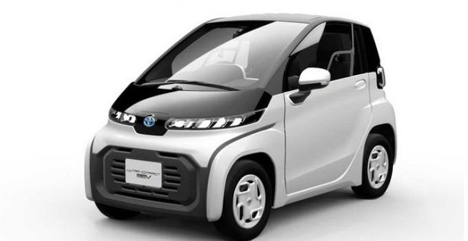 Ultra-Compact BEV Toyota