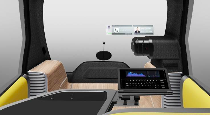 Interior Ultra-Compact BEV