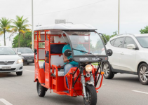 Tuk-tuk-uber