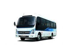 micro-ônibus elétrico Hyundai County Electric