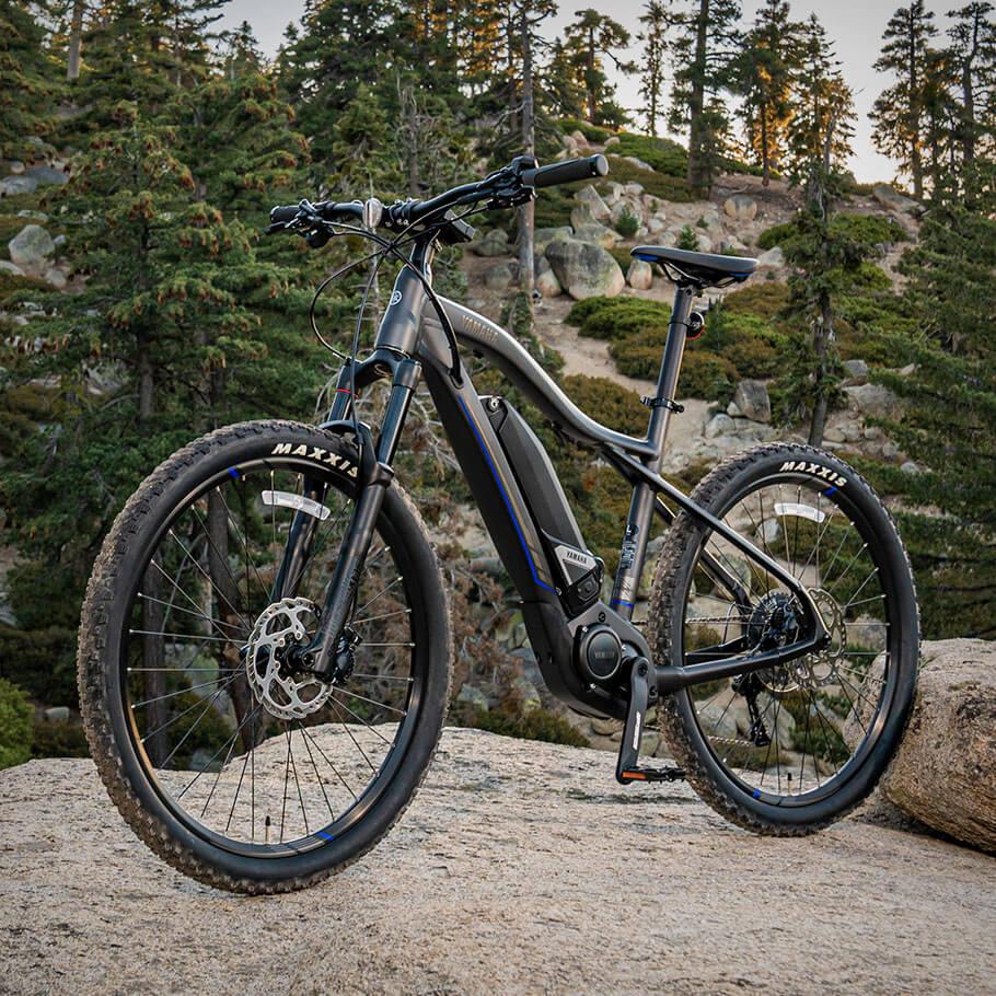 Bicicleta elétrica Yamaha: Linha Road ydx-torc