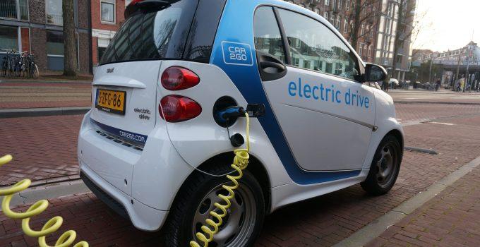 carro elétrico de mesmo custo que outros veículos