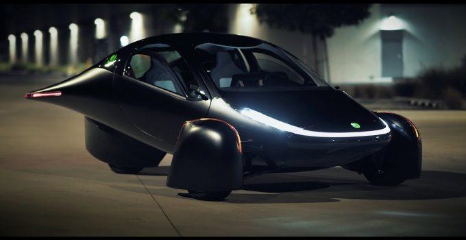 Um carro elétrico que não precisa ser carregado com eletricidade