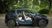 BMW i3 landscape