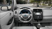 Nissan Leaf interior 2