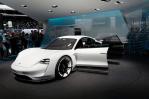 Porsche Mission E Frente