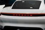 Porsche Mission E Traseira