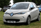 Renault Zoe Frente